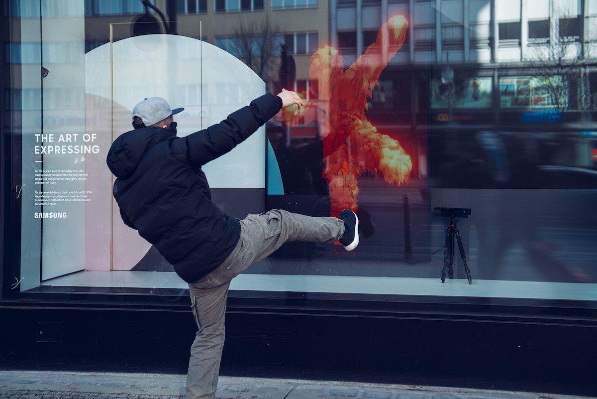 Mach' mir den Firestarter (Foto: Samsung)