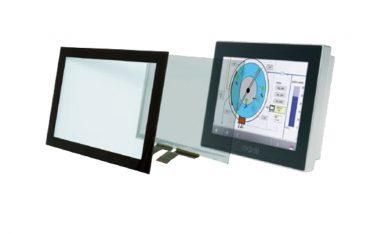 Optical Bonding für PCAP-Touchscreens (HY-LINE Computer Components)