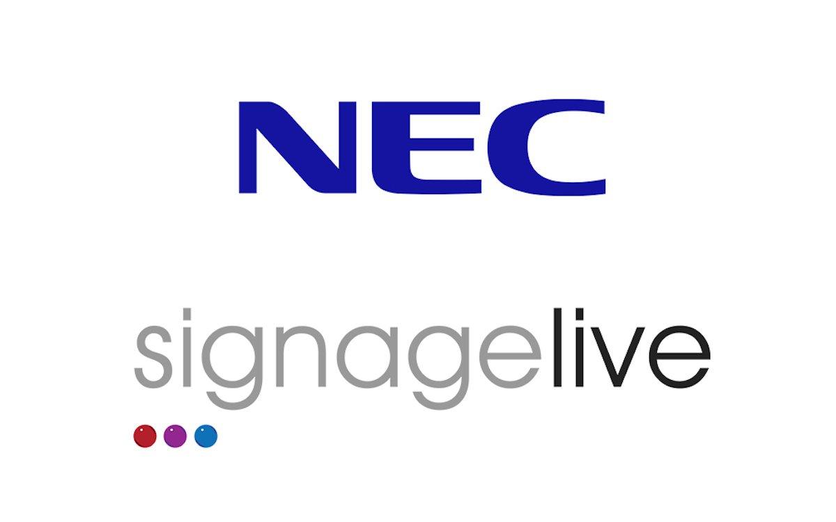 Signagelive wurde in NECs neue Plattform ALP integriert (Grafiken: NEC, Signagelive)