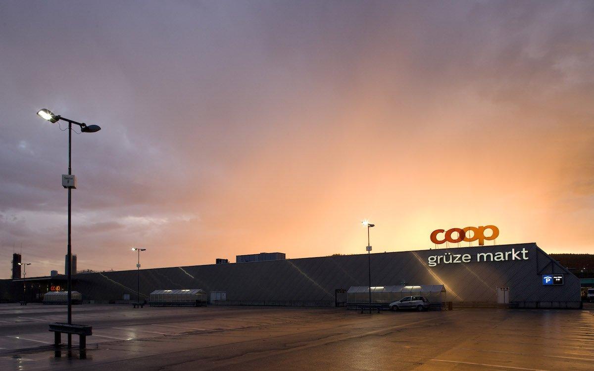 Supermarkt von Coop (Foto: Coop)