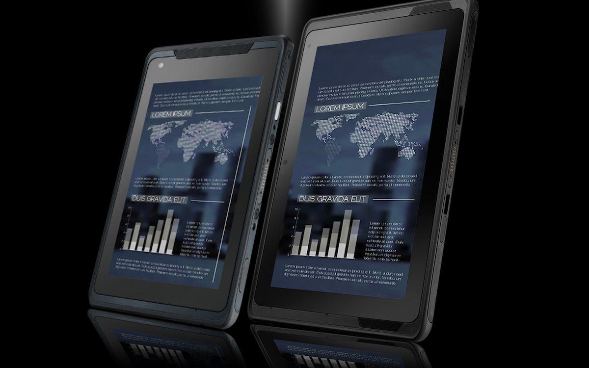 Tablets gehören zum großen Portfolio des Herstellers (Foto: Advantech Service-IoT)