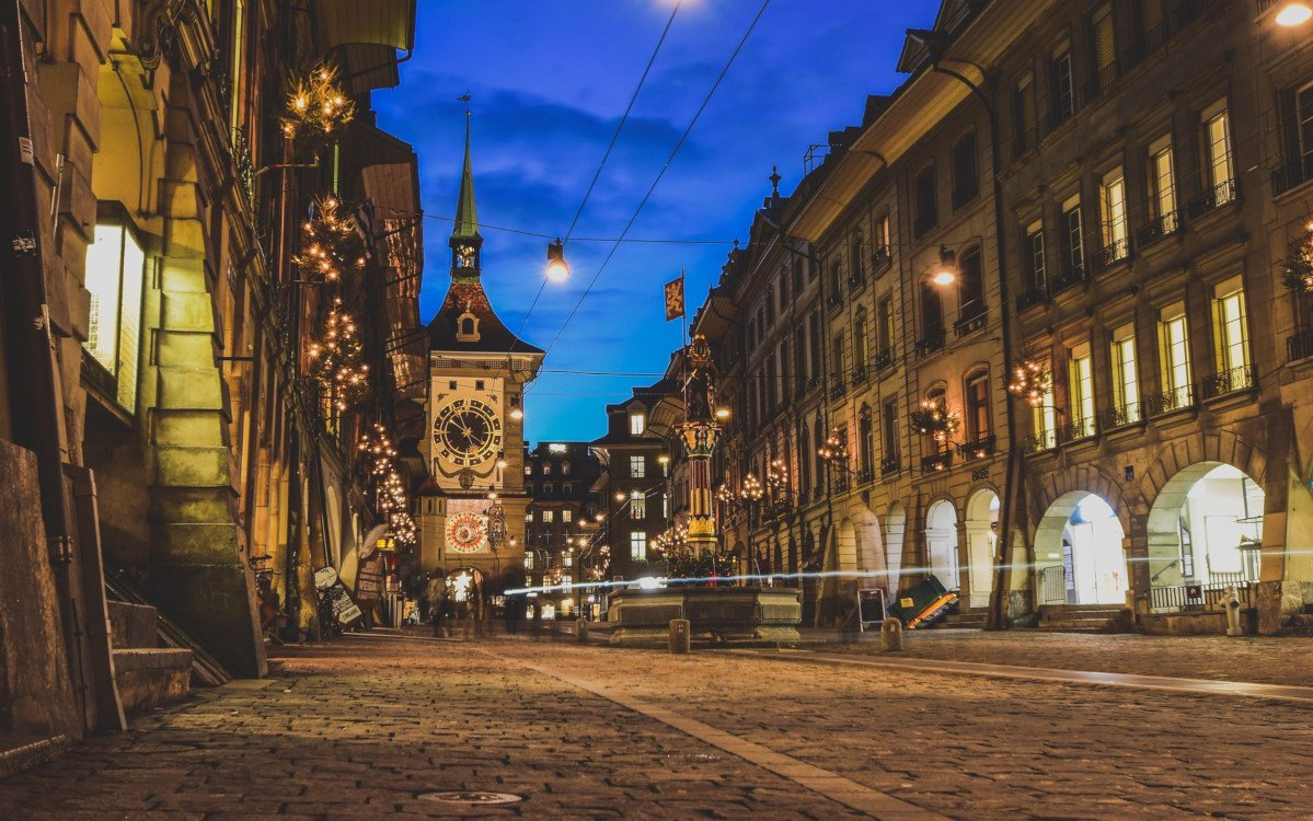 Innenstadt in Bern (Foto: csr_ch)