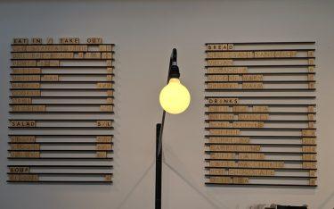 Vitra Menu Board (Foto: invidis)