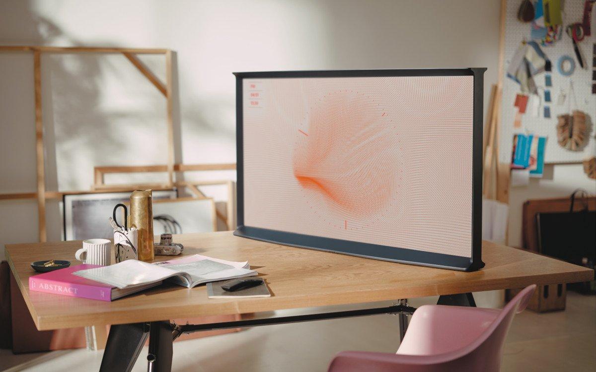 Samsung The Frame The Serif 2019 Jetzt Mit Qled Display