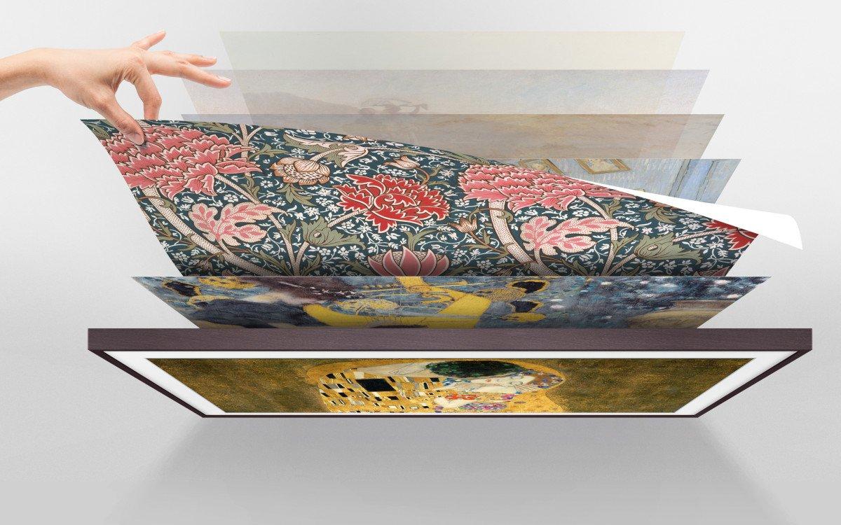 Samsung Art Collection Content (Foto: Samsung)