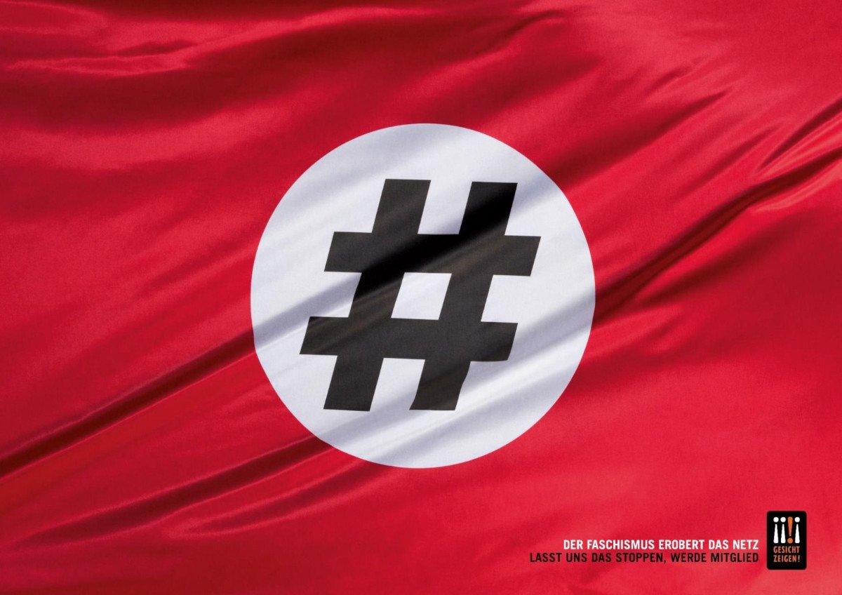 Gesicht gezeigt ! >Für ein weltoffenes Deutschland (Foto: Kampagne)
