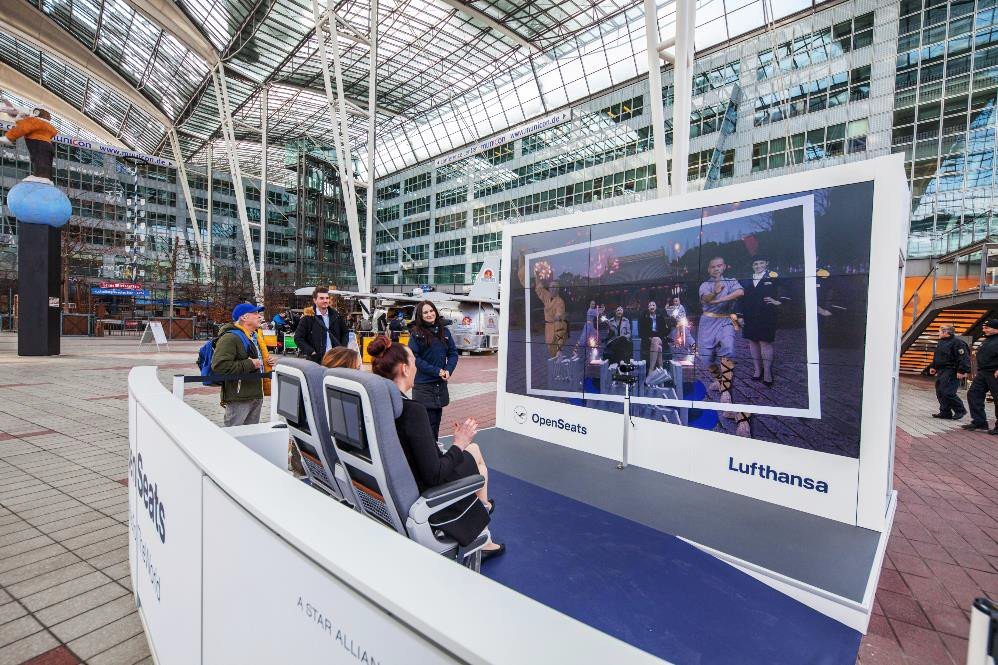 Plakadiva Seriensieger Lufthansa (Foto: Lufthansa)