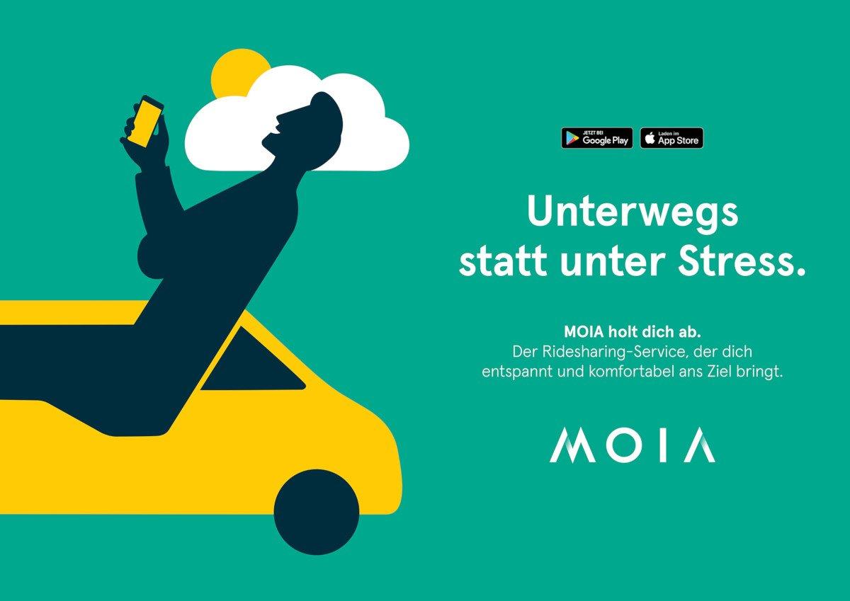 Volkswagen Moia Kampagne (Foto: PUK)