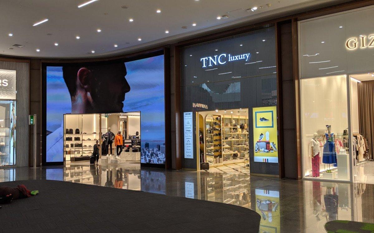 Boss Travel Retail Store am Istanbul Airport (Foto: invidis)