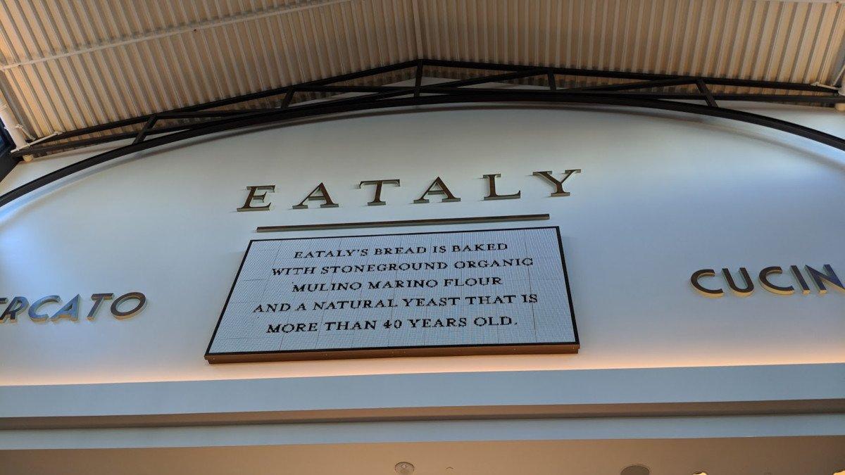 Eataly in Las Vegas (Foto: invidis)