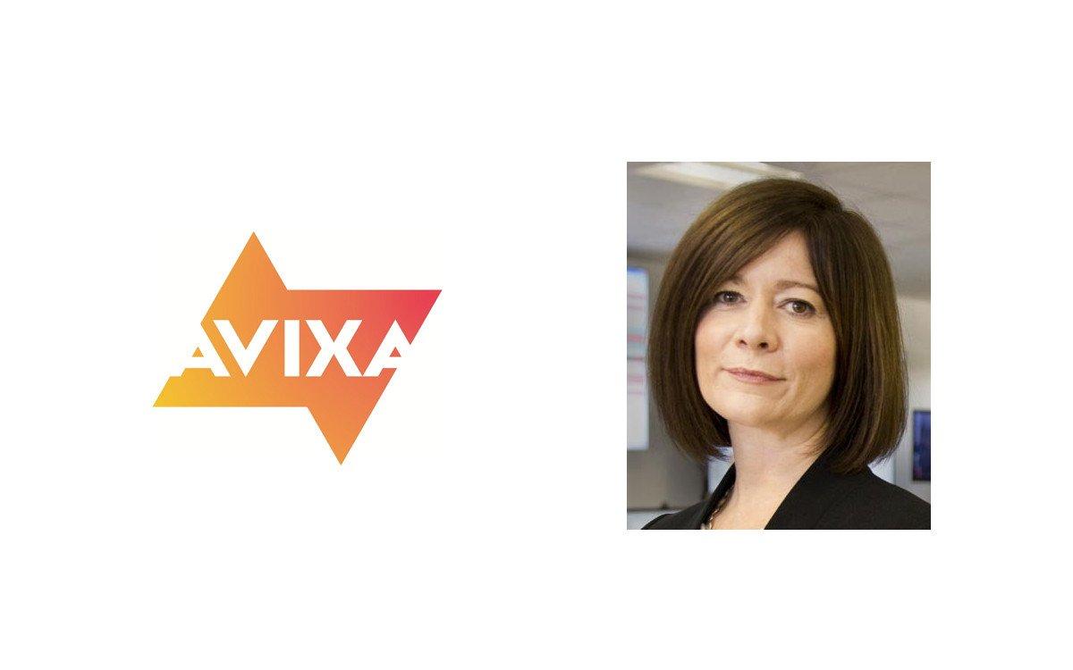 Sarah Joyce übernimmt Globale Leitung von Avixa (Foto: Avixa)
