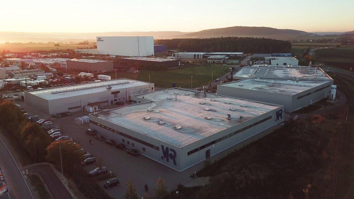 Maas und Roos Fabrik in Bayern (Foto: Maas und Roos)