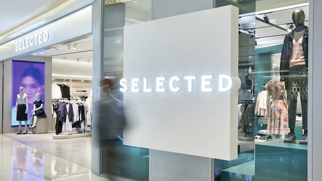 Selected Future You Store (Foto: Selected / Dalziel & Pow)