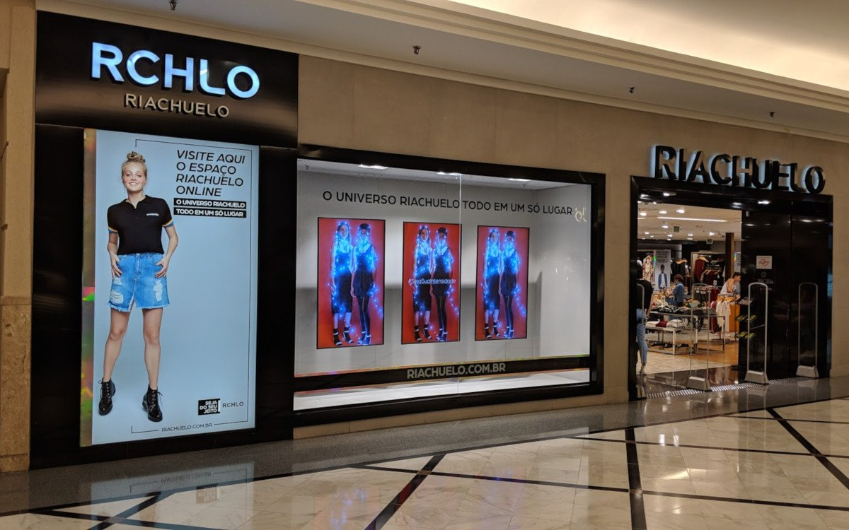 Schwebende Screens bei RCHLO (Foto: invidis)