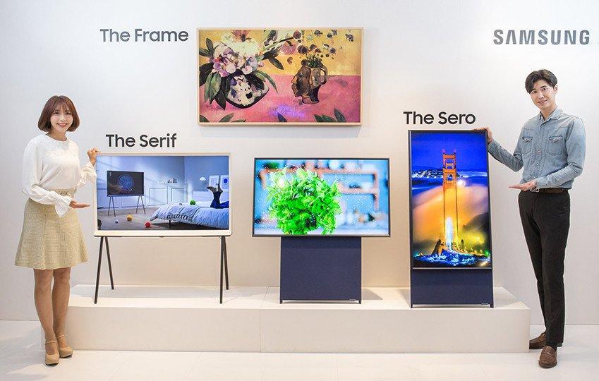 Samsung The Sero (Foto: Samsung)