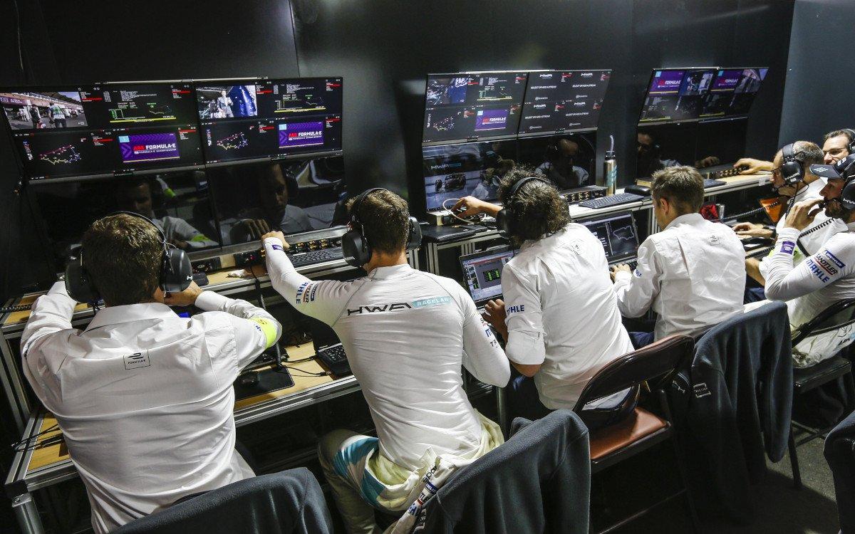 HWA Digital Sigange Race Table (Foto: Peakmedia)