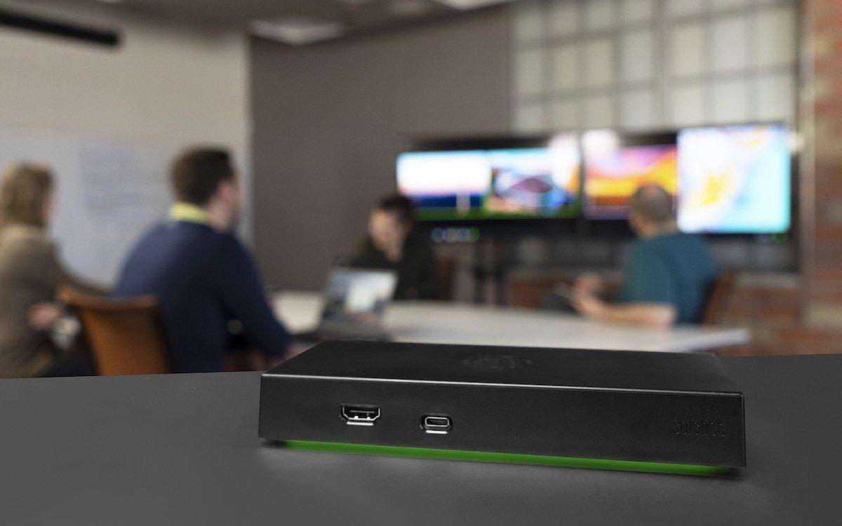 Der neue Gen3 Player von Mersive Technologies (Foto: Mersive Technologies)