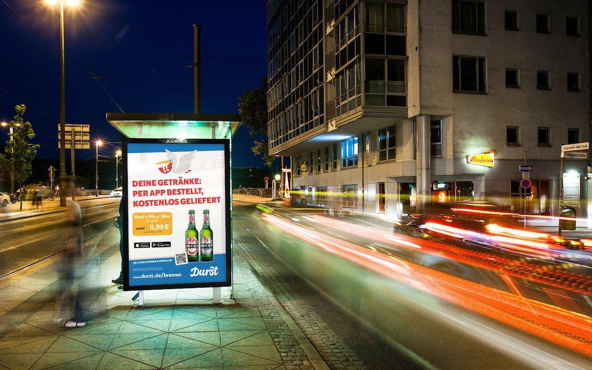 Durst.de gehört zu den ersten beiden Firmen die am Start-up-Programm teilnehmen (Foto: Wall Decaux)