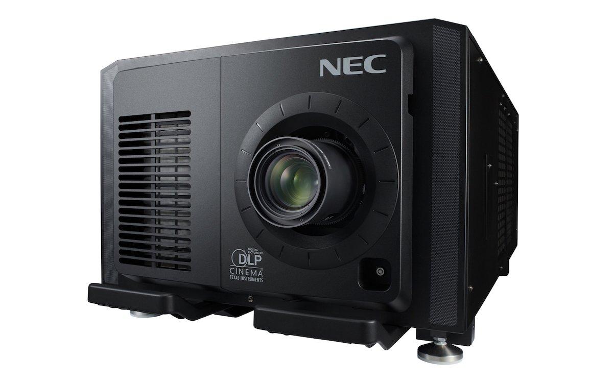 Mit dem modularen Prinzip bietet der Laserprojektor NC2402ML neue Möglichkeiten für Kinobetreiber (Foto: NEC)