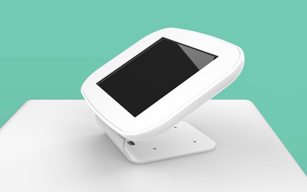"""10,X"""" bis 11,X"""" große Tablets verschiedener Hersteller nimmt das neue savepad auf (Foto Werkmedia Systems)"""