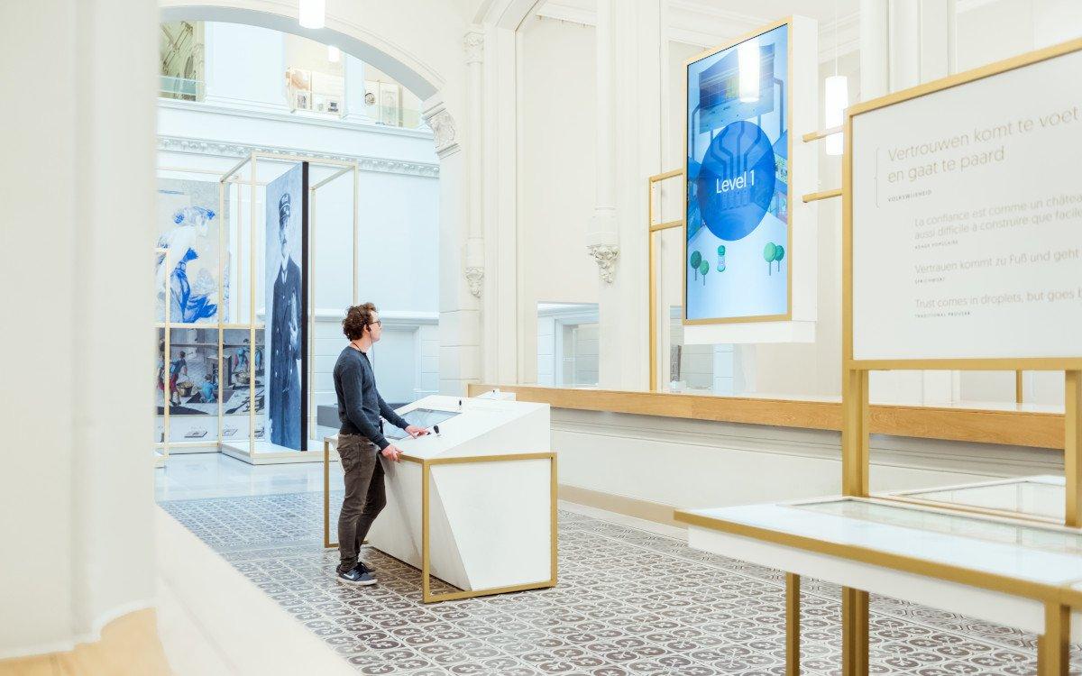 Belgische Nationalbank Museum (Foto: Philips)