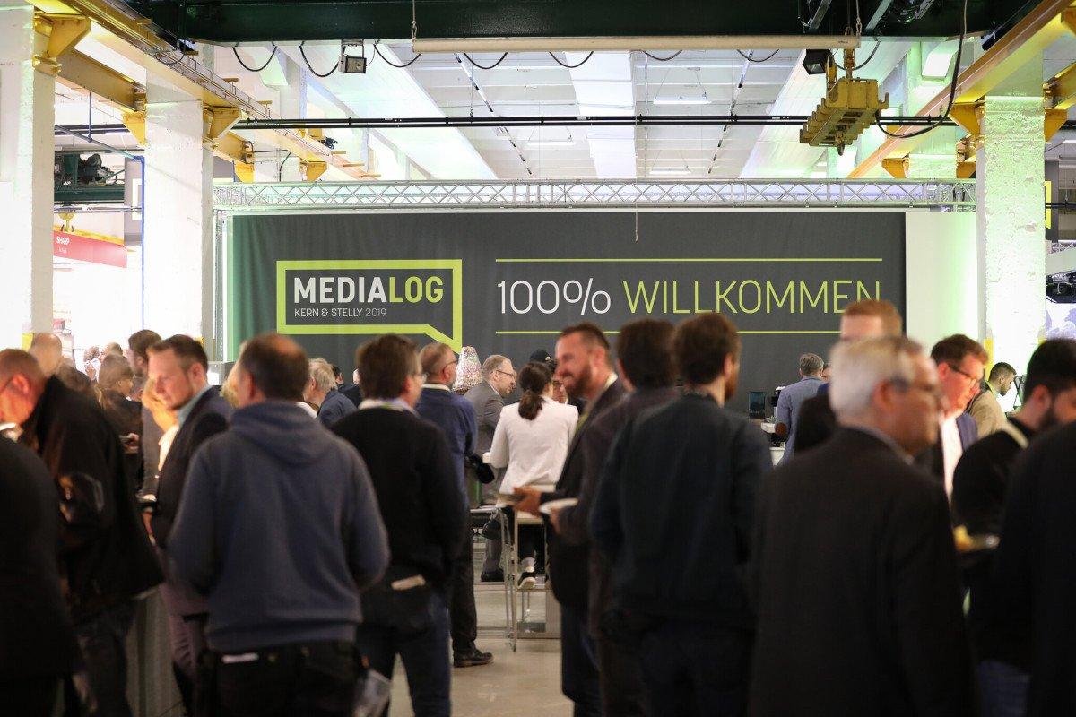 Kern&Stelly Medialog Hausmesse 2019 (Foto: Kern & Stelly)