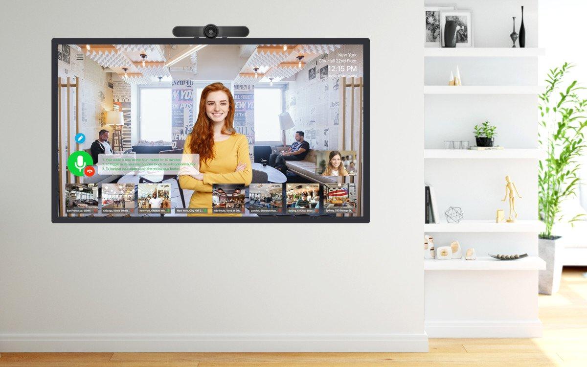 Video Window - Alway-on Video Collaboration (Foto: Video Window)
