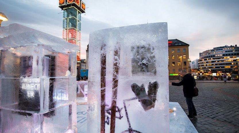 JC Decaux Kampagne zum Filmstart von Amundsen - Der Film (Foto: Screenshot)