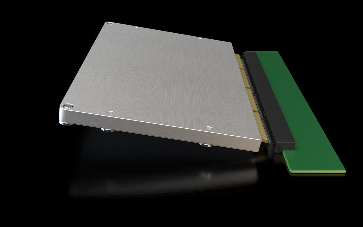 Intel NUC Compute Element (Foto: Intel)