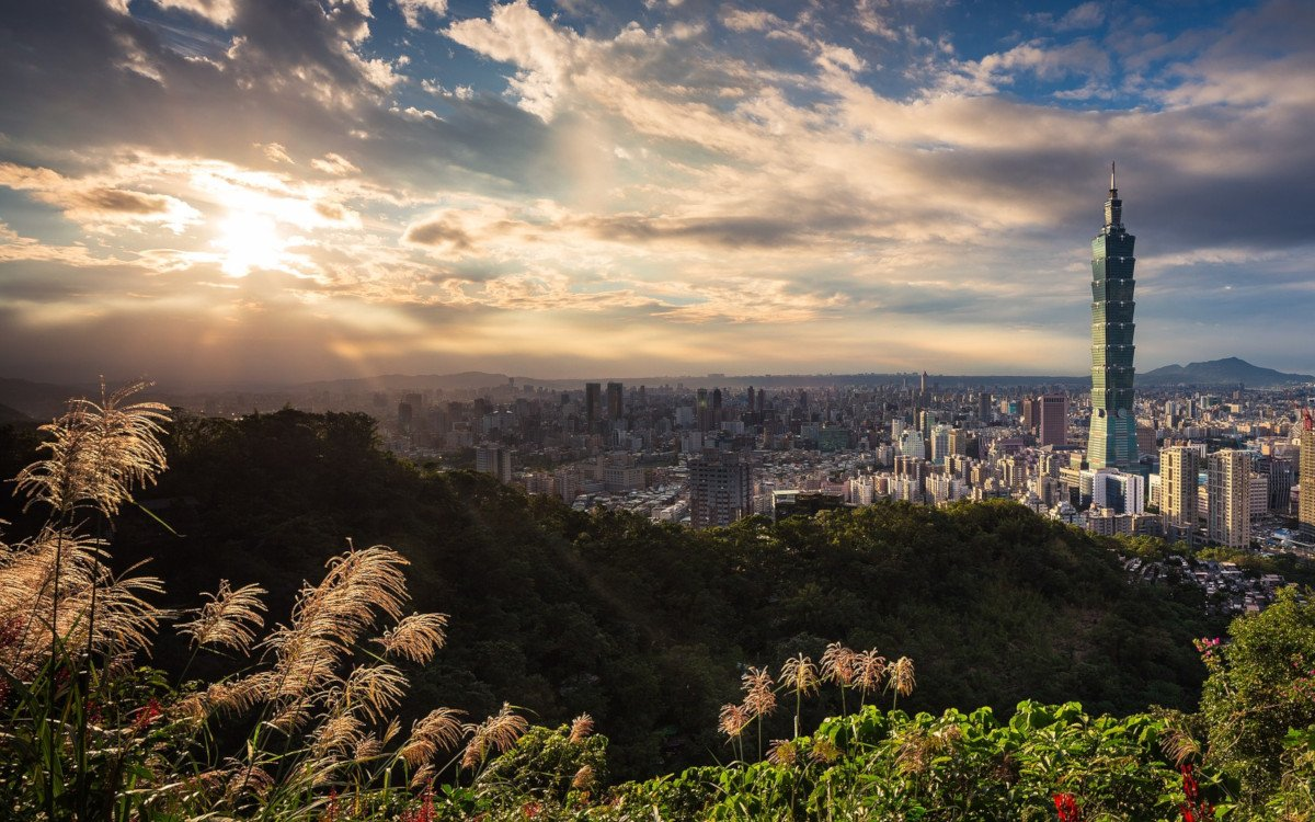 Taipei / Taiwan - Neuer Standort für Intuiface (Foto: pixabay)