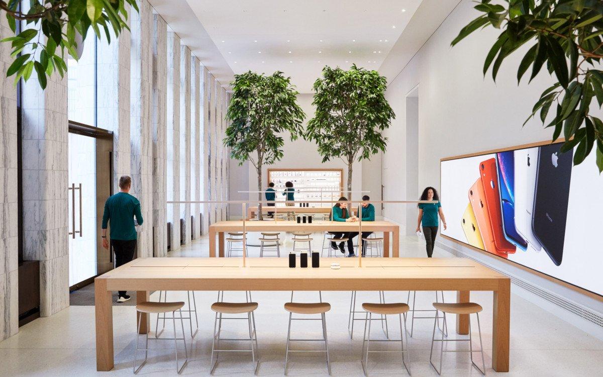 Neuer Apple Store in Washington D.C. (Foto: Apple)