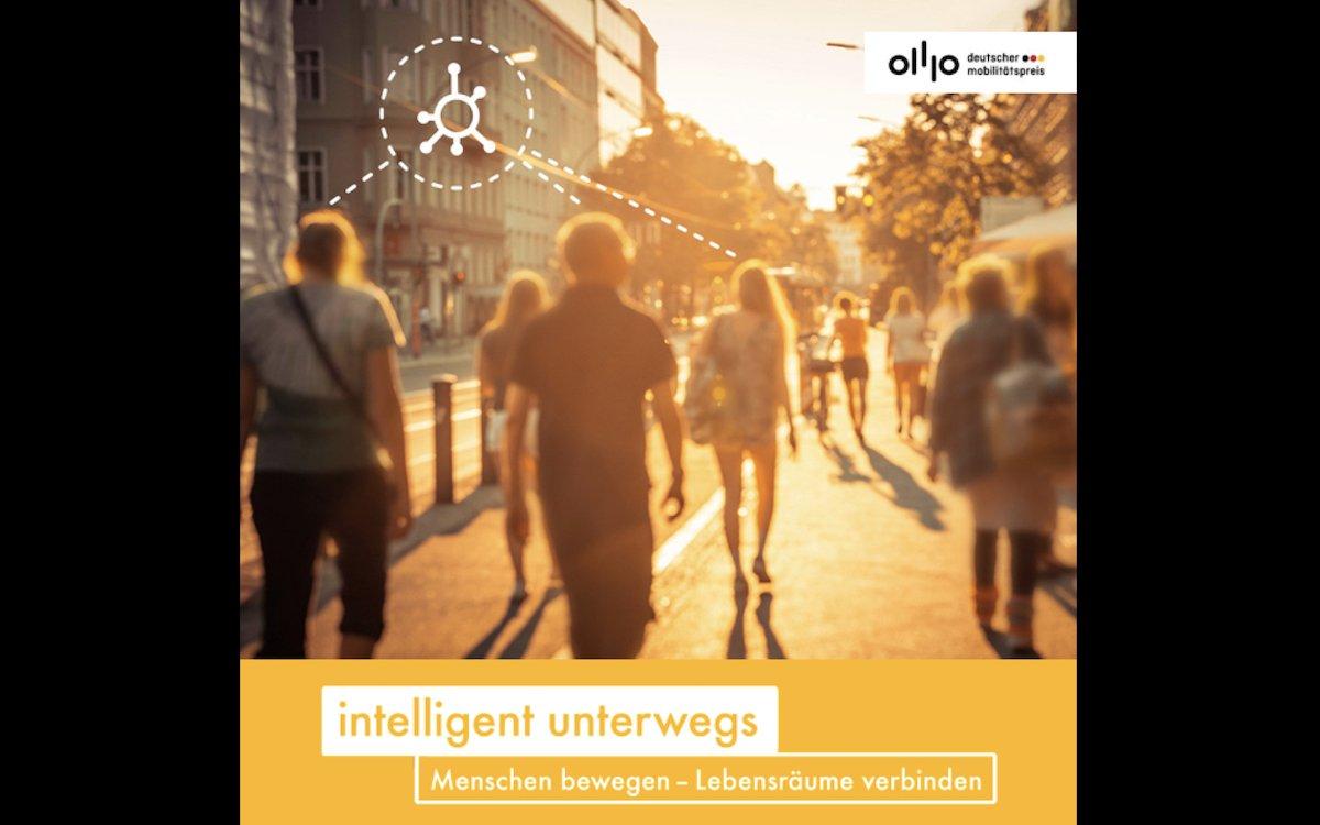 Der Preis bietet eine Gelegenheit, neue und auch digitale Konzepte vorzustellen (Foto / Grafik: Deutscher Mobilitätspreis)