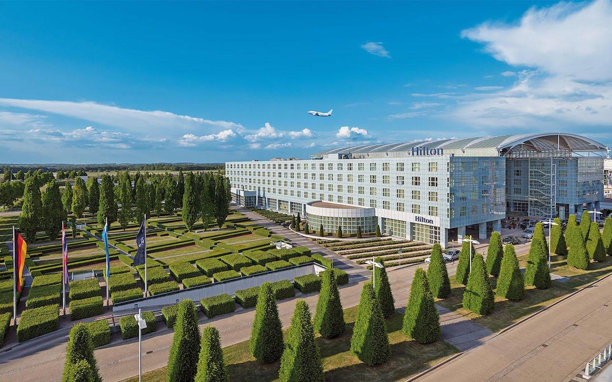 Die Veranstaltung findet im Hilton Munich Airport statt (Foto: Flughafen München)
