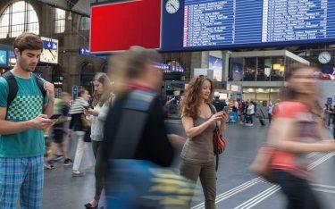 Mobile und digitale Out-of-Home-Werbung in der Schweiz (Foto: APGISGA)