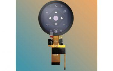Neuer PCAP Touch für Spezialanwendungen (Grafik / Foto: HY-LINE)