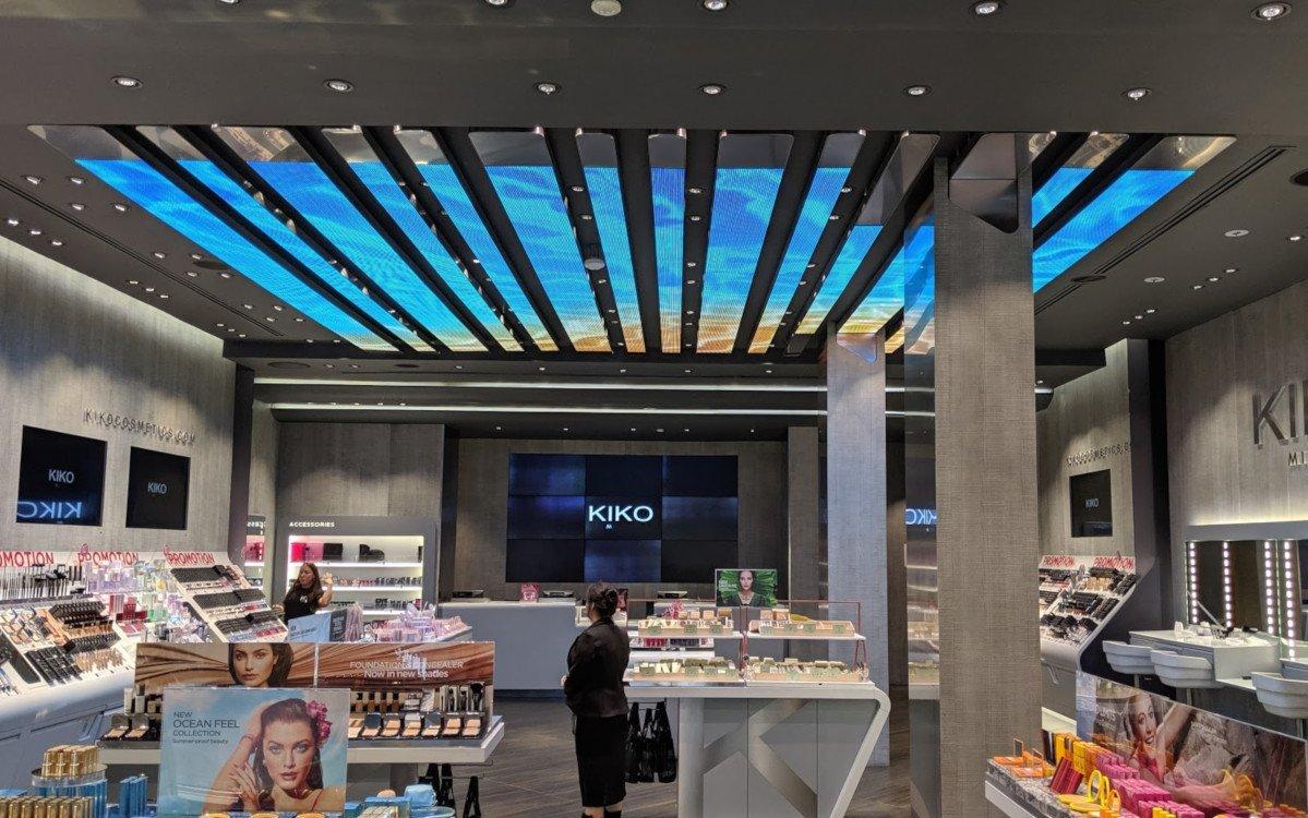 Kiko Milano Store in Miami Beach (Foto: invidis)