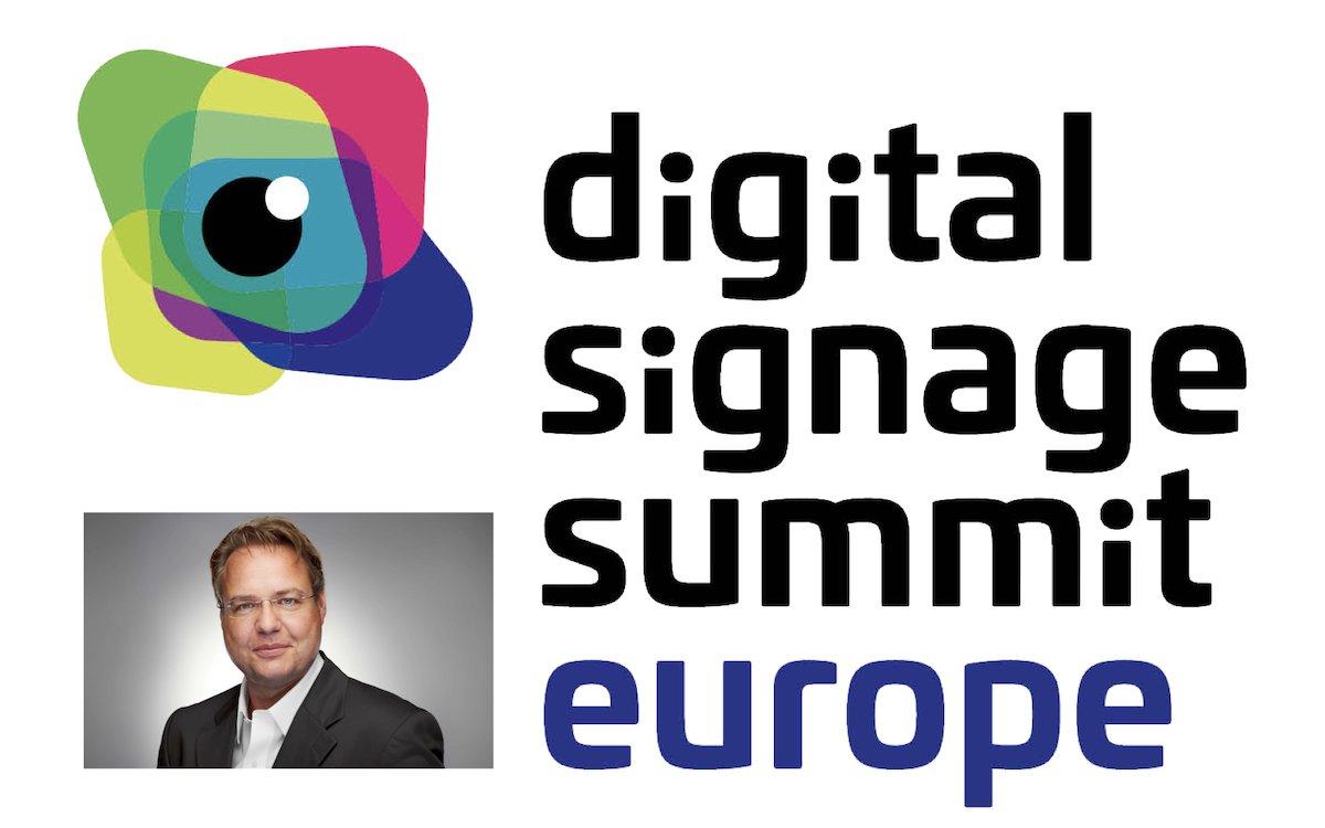 Beim DSS Europe 2019 wird Kai Thäsler eine Keynote halten (Grafik: DSS / Foto: FAW)