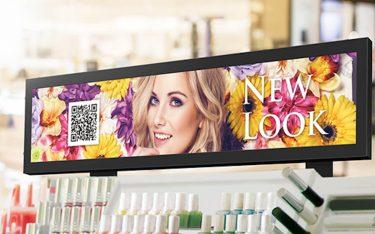Die neuen Bar Type Screens wie das BenQ BH2401 sind besonders lichtstark (Foto: BenQ)