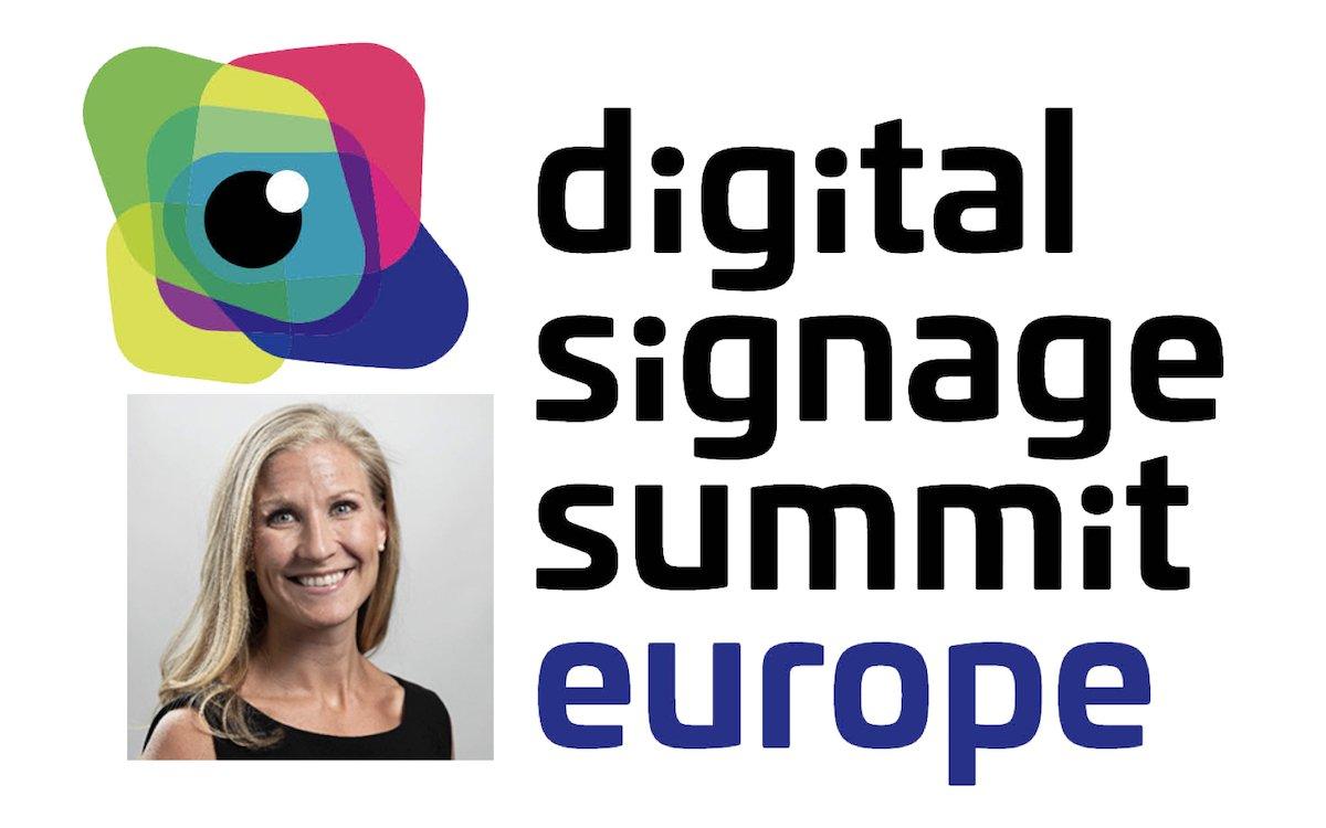 Monika Lindquist wird beim DSS Europe 2019 aktuelle Retail Trends in den Blick nehmen (Foto / Grafik: DSS Europe)