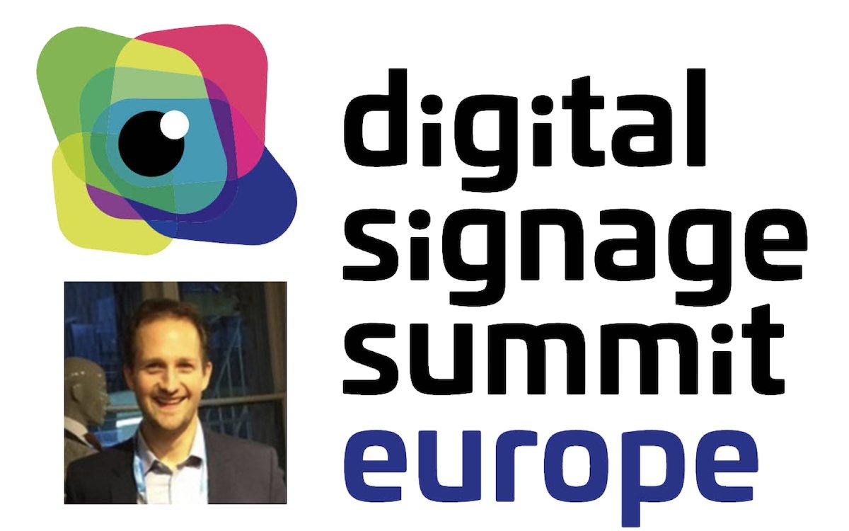 Nino Bergfeld ist Speaker beim DSS Europe 2019 (Grafik / Foto: DSS)