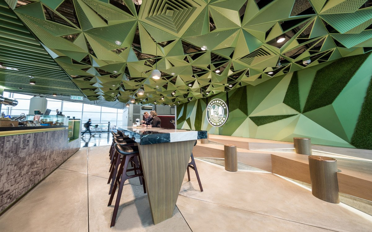 Karavanstop Cafe by One Bite Design Studio (Foto: Tai Ngai Lung)