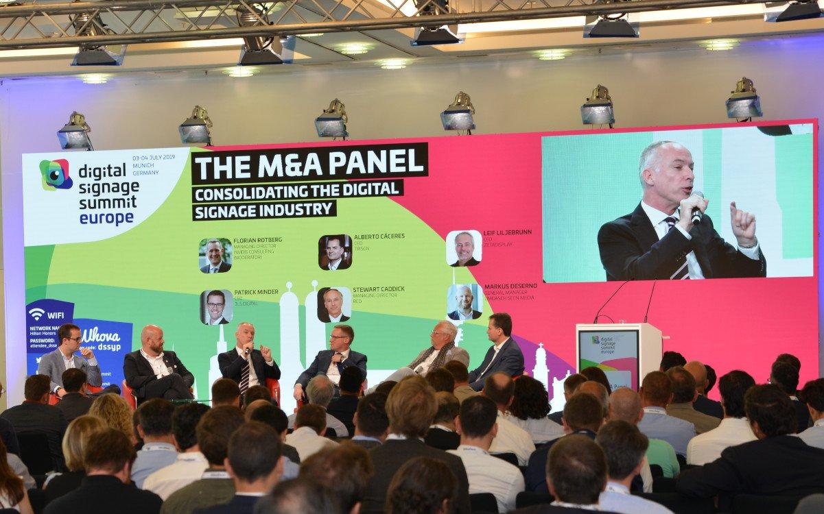DSS Europe M&A Panel (Foto: invidis)