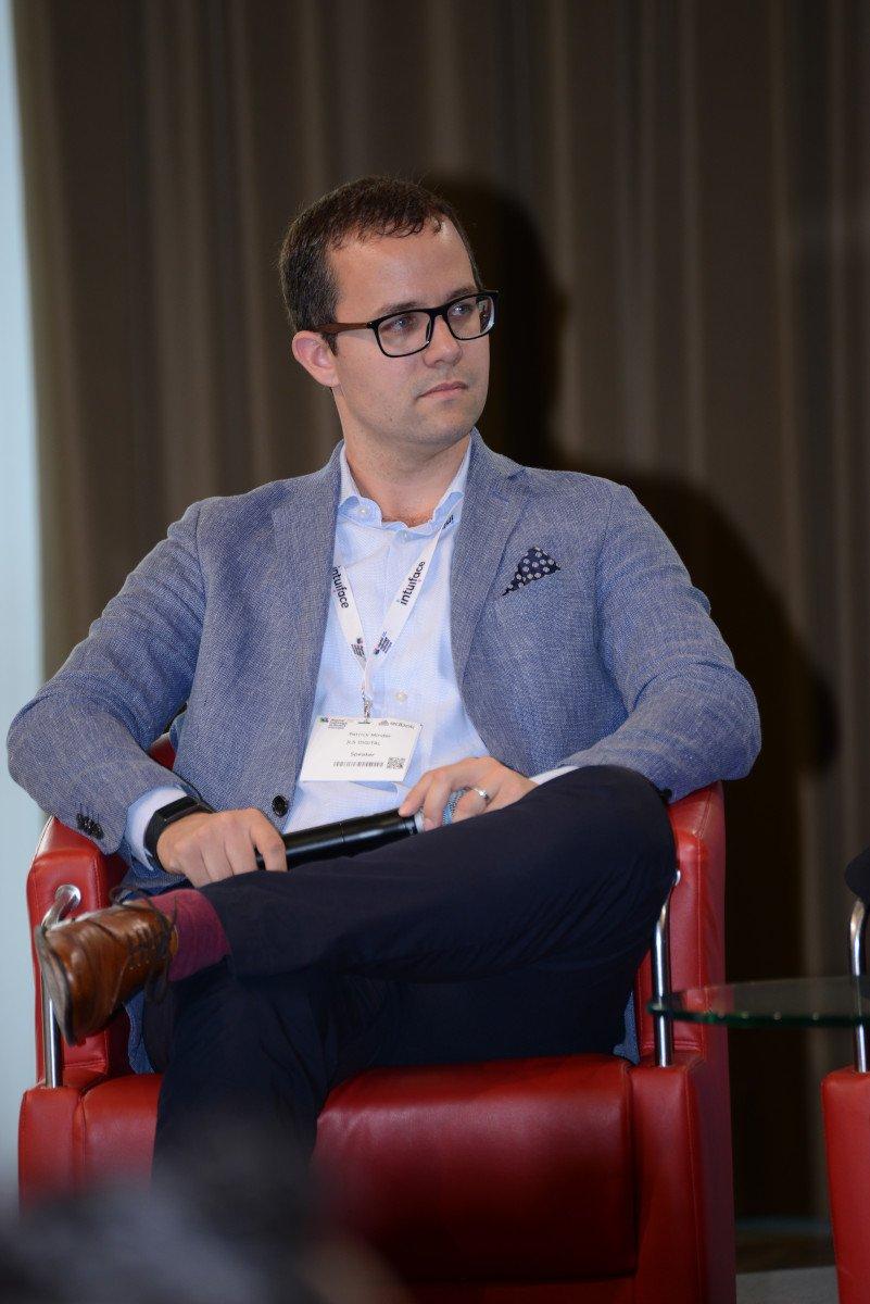Patrick Minder / JLS Digital - DSS Europe M&A Panel (Foto: invidis)