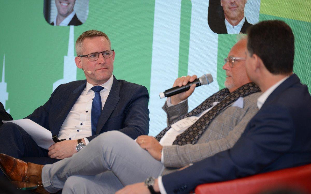 Florian Rotberg / invidis - DSS Europe M&A Panel (Foto: invidis)