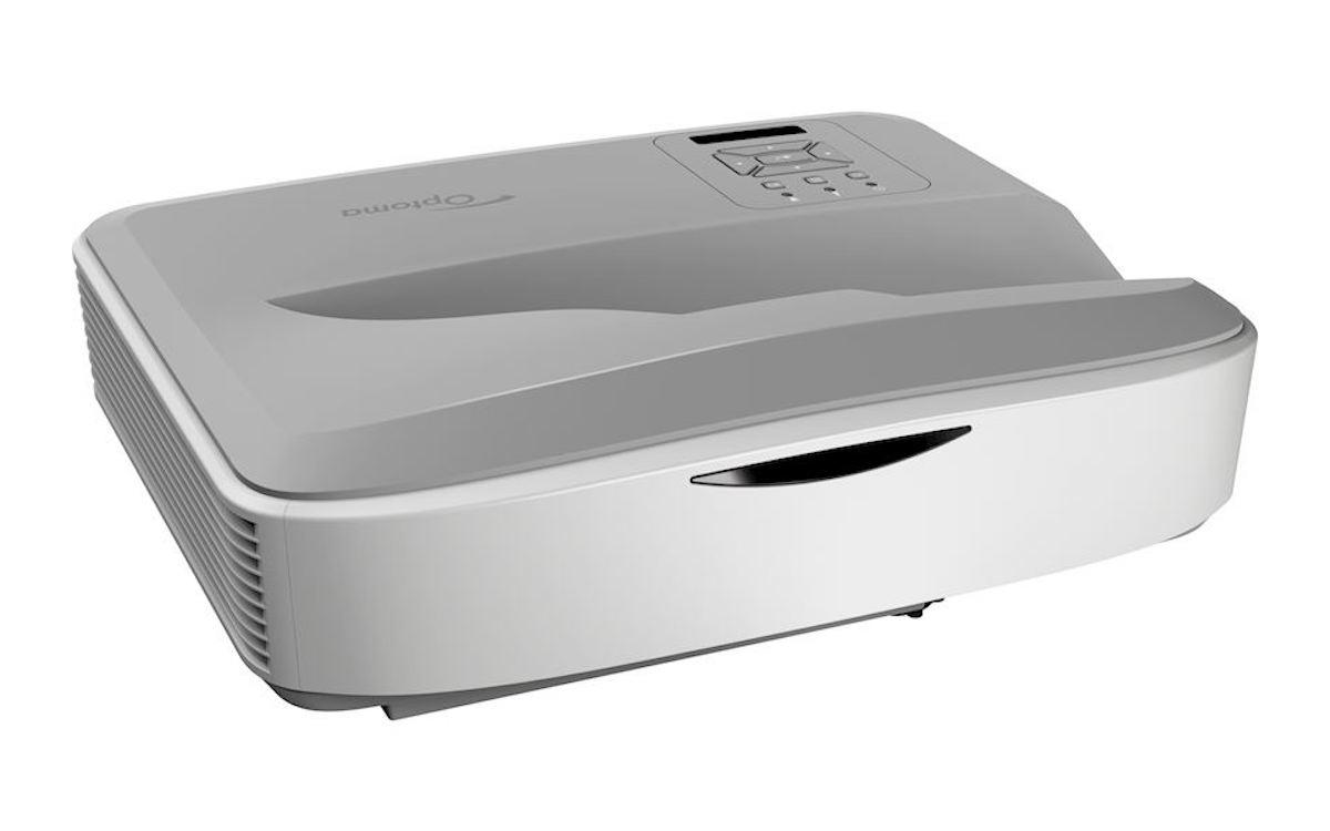 Der ZH500UST ist Optomas neuer UST Projektor mit Laserquelle (Foto: Optoma)