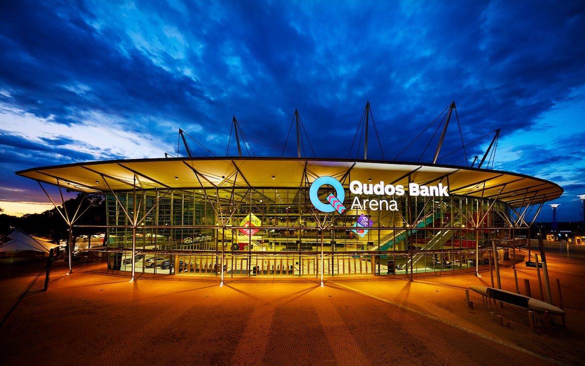In der Qudos Bank Arena kommt nun Tripleplay zum Einsatz (Foto: Tripleplay)