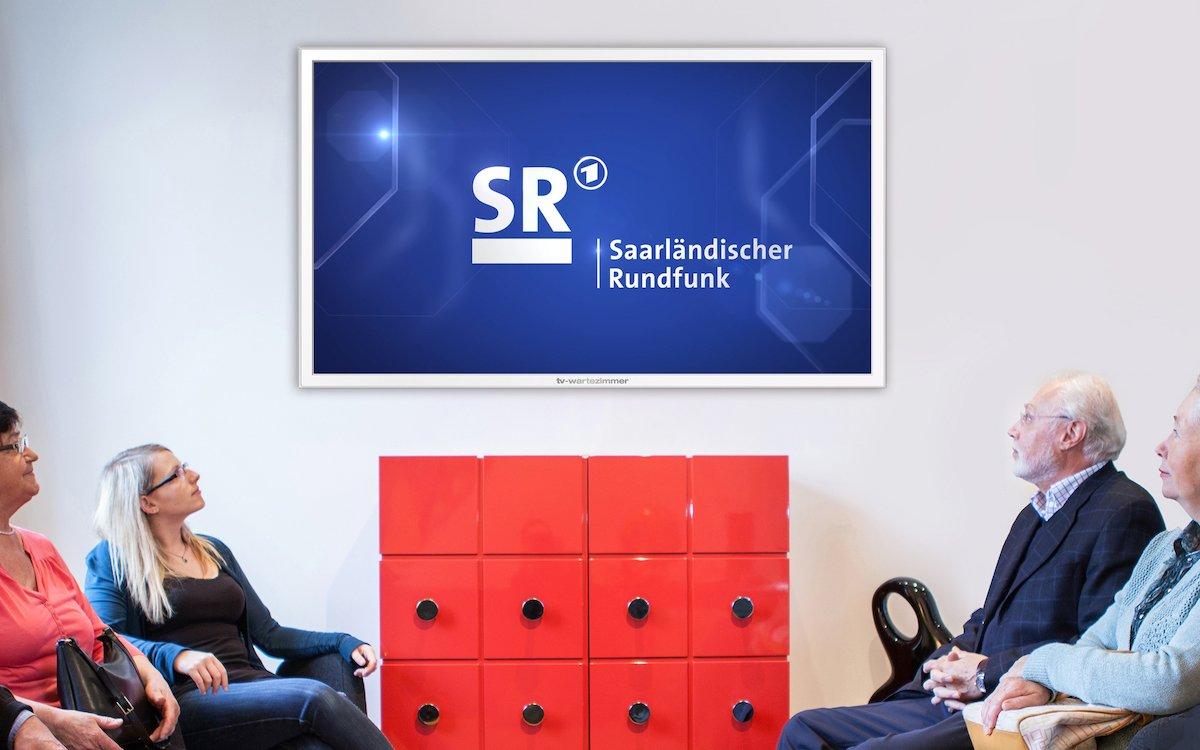 Mit dem SR hat TV-Wartezimmer einen weiteren Content Partner gefunden (Foto: TV-Wartezimmer)