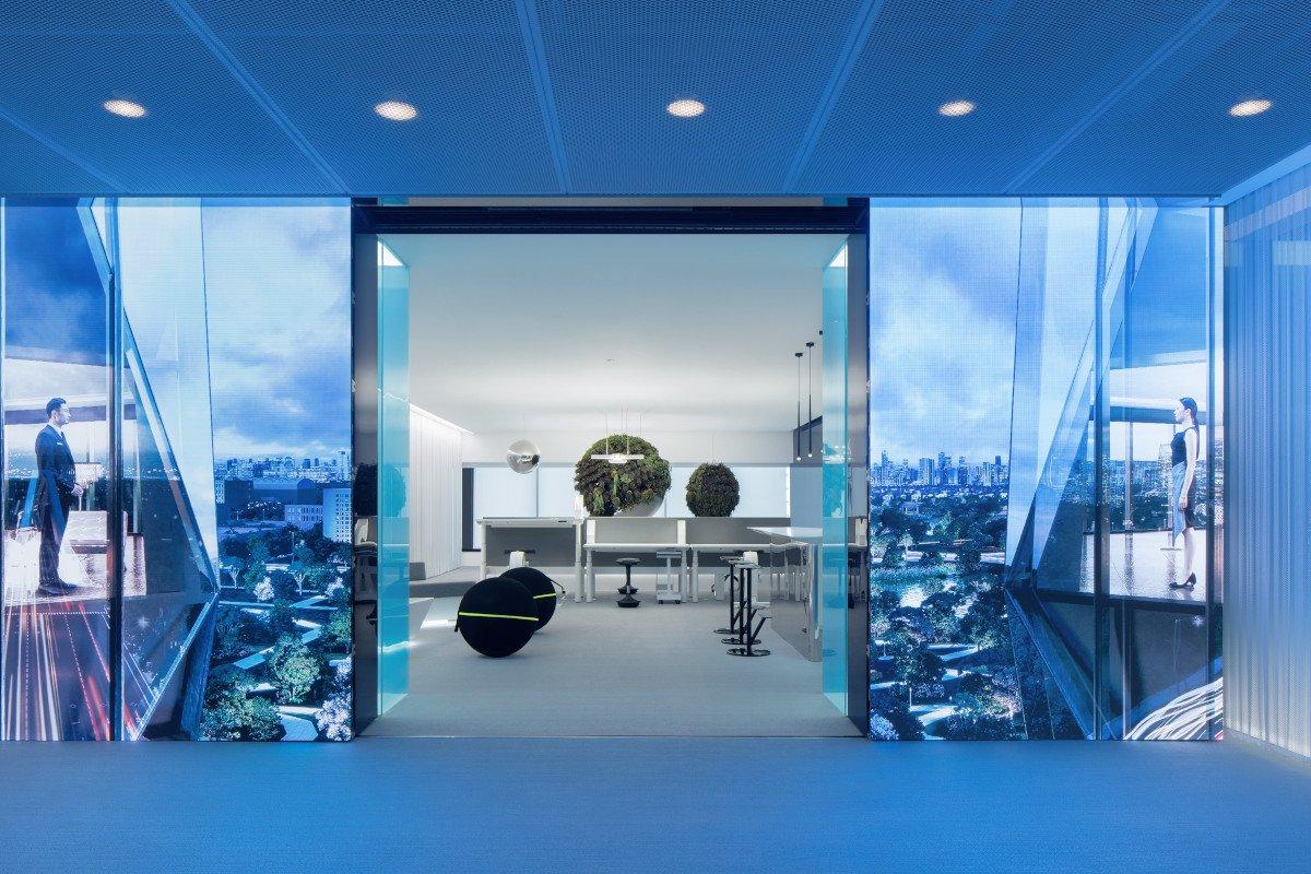 City Next Showroom vy anySCALE (Photo: Xia Zhi)