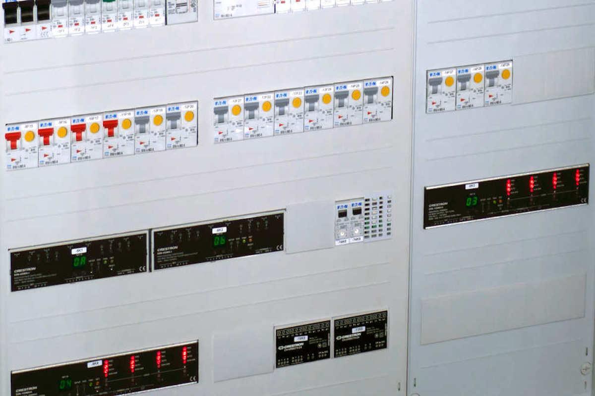 Bei der Mediensteuerung setzt das Hotel auf Crestron (Foto: a/c/t Beratungs & System GmbH)