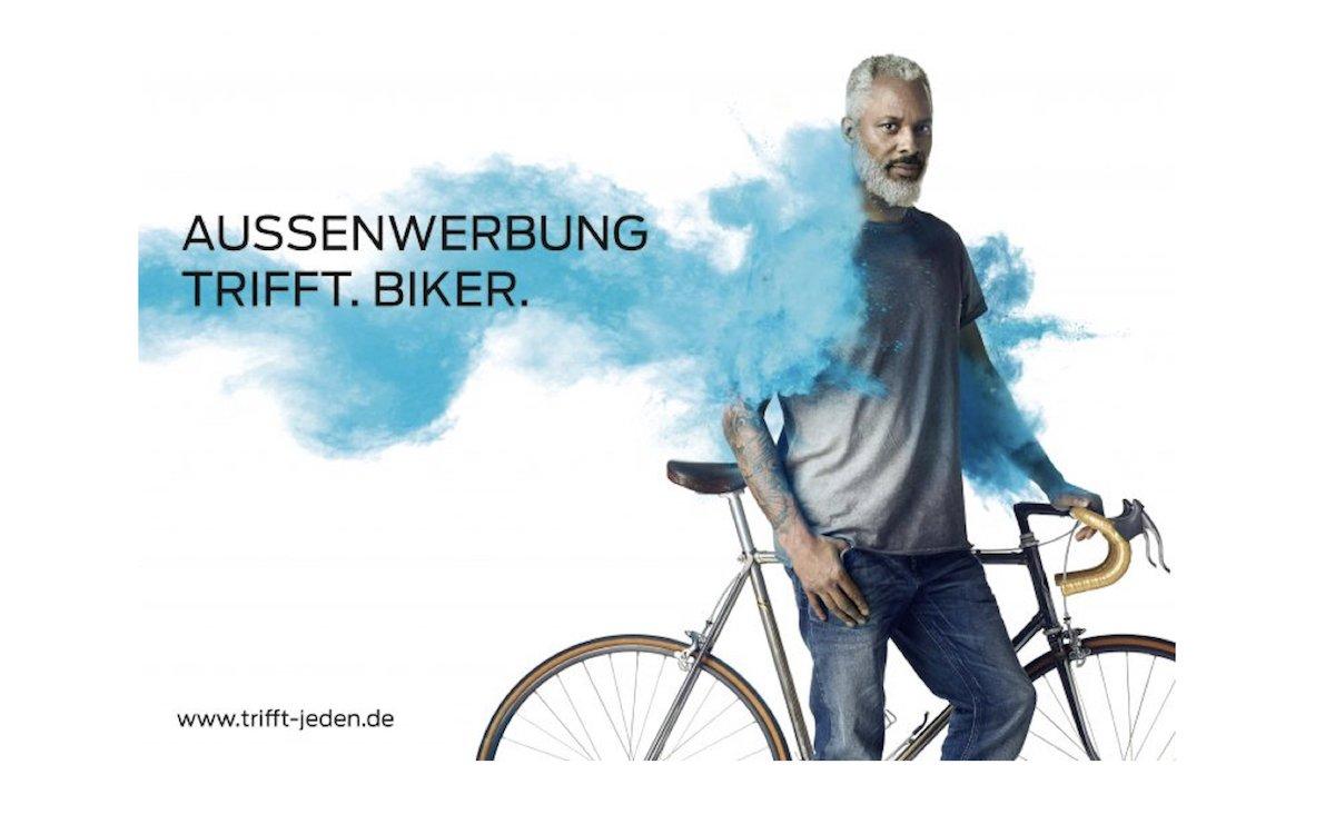 Der FAW macht Mobilität zum Thema seiner aktuellen Gattungskampagne (Grafik / Foto: FAW)